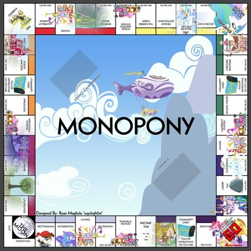 monopoly board game take my bits - 6638500352