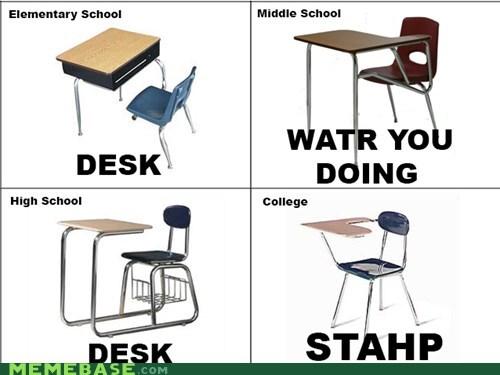 school,desk,stahp,truancy story