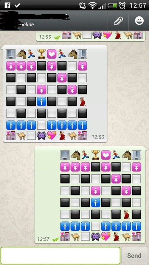 androids emoticon chess emoticons - 6639129856