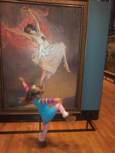 art,dancing