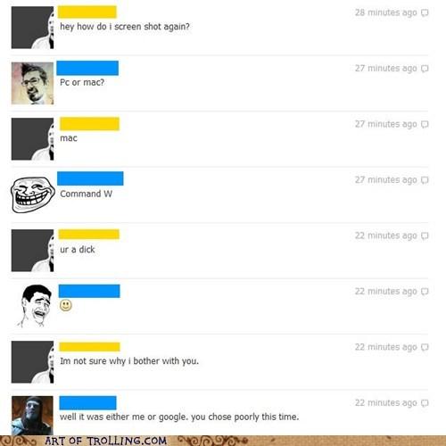 command w facebook screen shot