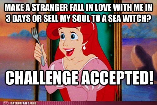 Challenge Accepted easy sell my soul The Little Mermaid categoryvoting-page - 6639658240