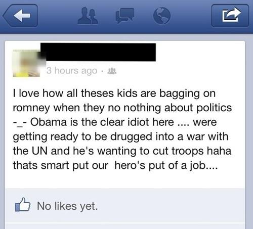 War On Drugs election 2012 obama barack obama Romney Mitt Romney un United Nations politics - 6640075520