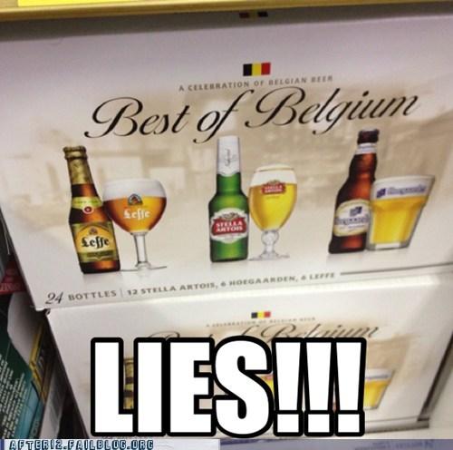 filthy lies,best of belgium,beer