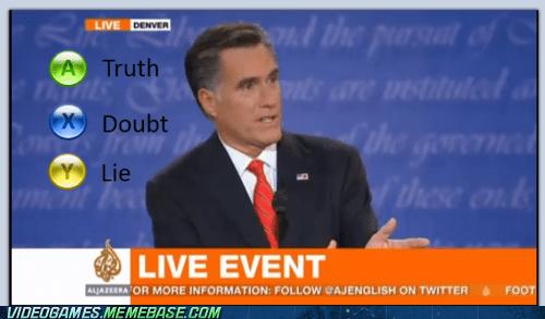 Debates,xbox,presidential debate,Mitt Romney,LA Noire