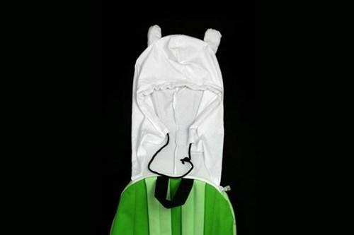 hood finn adventure time backpack - 6640144128