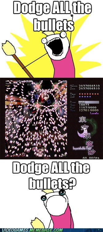 all the things impossibru touhou - 6640153600