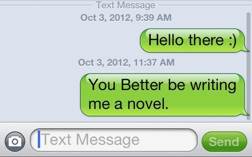 novel iPhones not answering taking forever - 6640157696