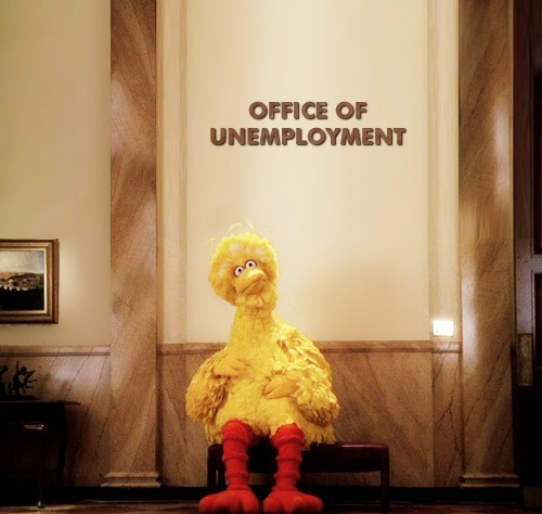 big bird unemployment office of unemployment pbs funding PBS Mitt Romney election 2012 Debates presidential debates - 6640160768