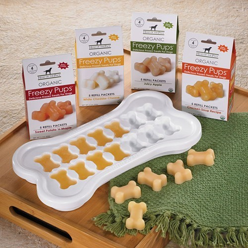 frozen treat goggie swag ice tray organic treats - 6640239360