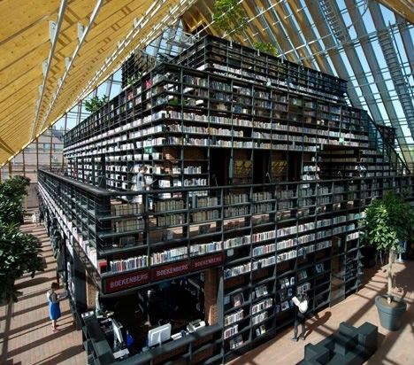 library,pyramid,design,reading is sexy