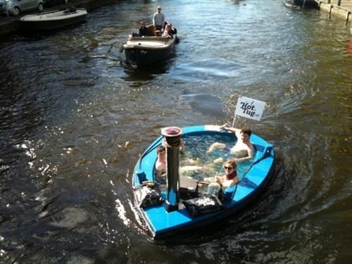 hot tub boat relaxing - 6640384512