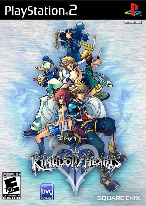 kingdom hearts kh 2 chain of memories birth by sleep - 6640557824