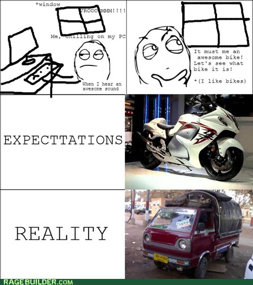 motorcycles,sound,window
