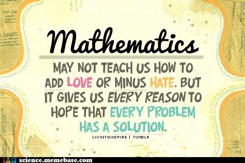 hate,problems,love,math