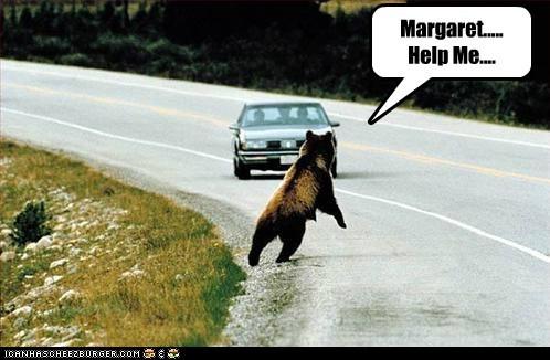 Margaret..... Help Me....