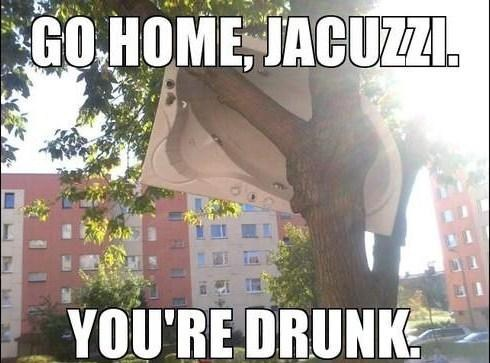 jacuzzi,youre-drunk,tree,too drunk,categoryimage