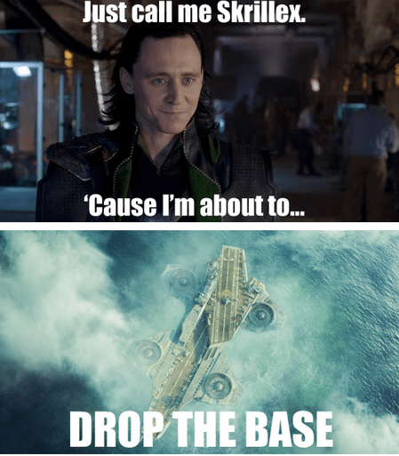 funny,Music,skrillex,Movie,The Avengers,loki,actor,celeb,tom hiddleston,categoryimage,categoryvoting-page