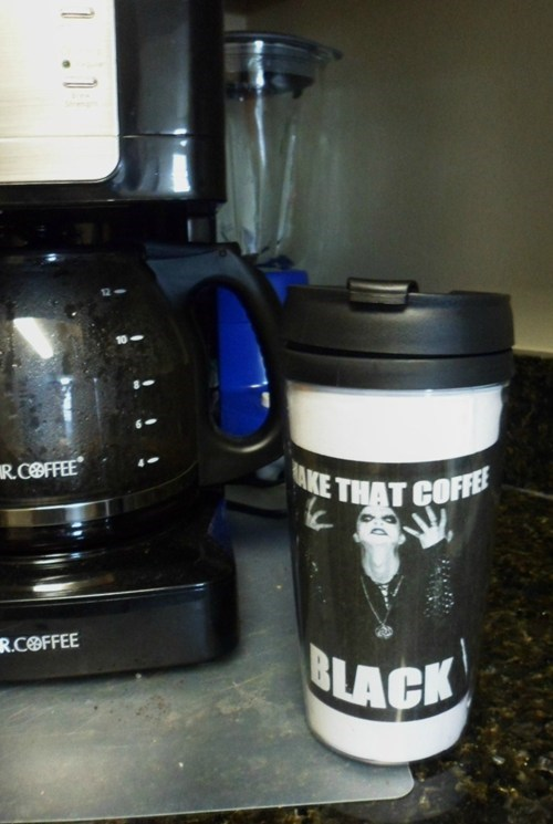 coffee black metal - 6642697984