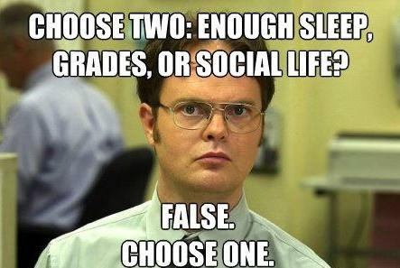 cant-have-it-all false dwight schrute college - 6642708480