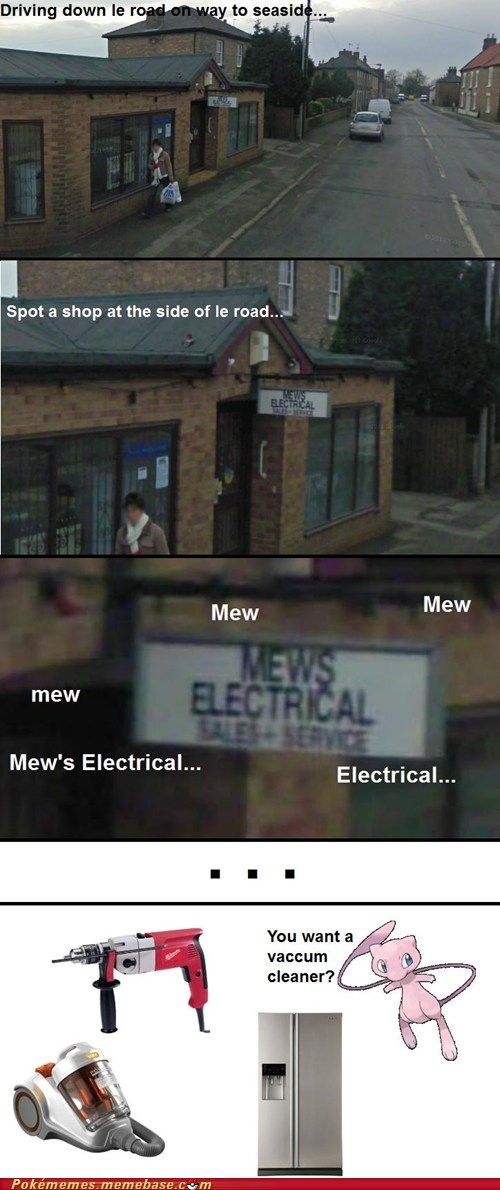 mew IRL electrician