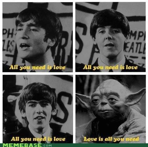 Ringo beatles yoda - 6642857984
