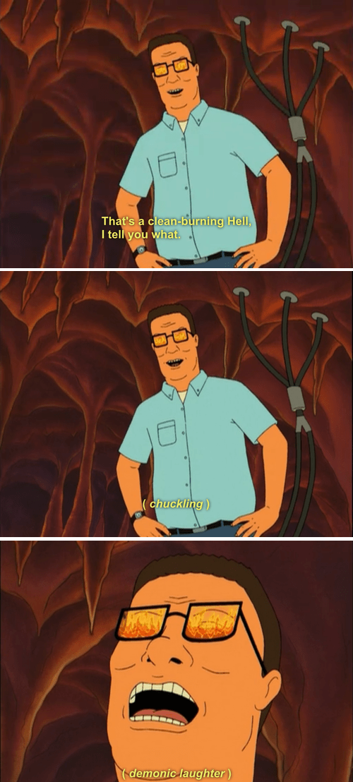 funny,TV,King of the hill,hank hill,animation