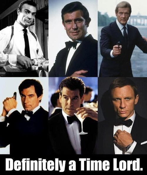 Time lord,doctor who,007,james bond,categoryimage,categoryvoting-page
