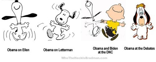 politics lieberman snoopy Political Debate barack obama - 6643089920
