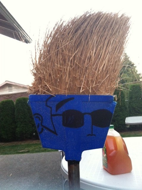 johnny bravo broom design cartoons - 6643887616