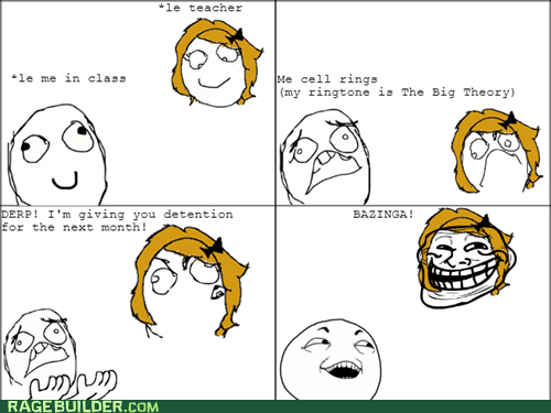 Sheldon Cooper big bang theory I see what you did there troll face mrs - 6645387520