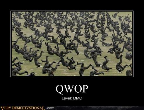 QWOP army wtf MMO - 6645814272