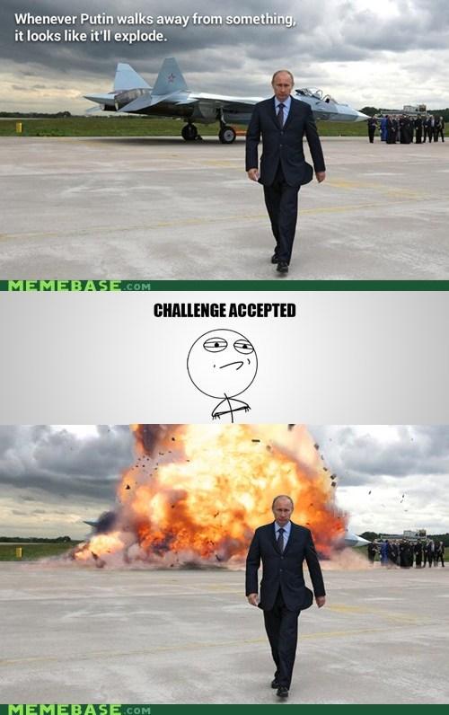 explosion Michael Bay vladmir putin Reframe great job user Challenge Accepted - 6646103808