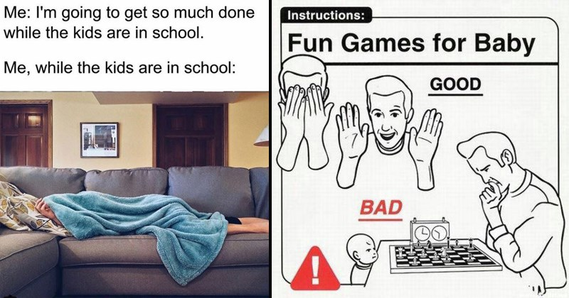 funny parenting memes and images