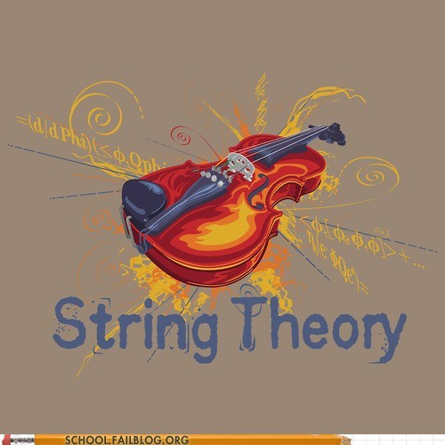 physics 135,symphony of science,violin