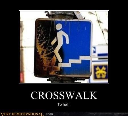 crosswalk hell wtf - 6648322560