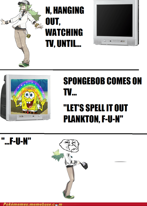 N,SpongeBob SquarePants,fun,cartoons,categoryvoting-page