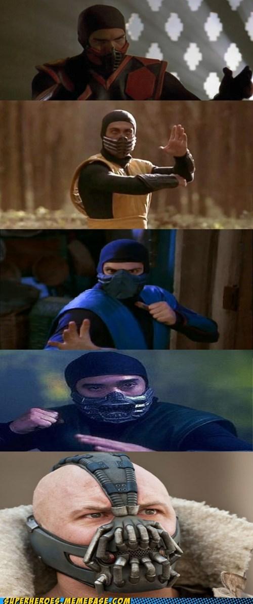 bane Mortal Kombat ninja - 6648846336
