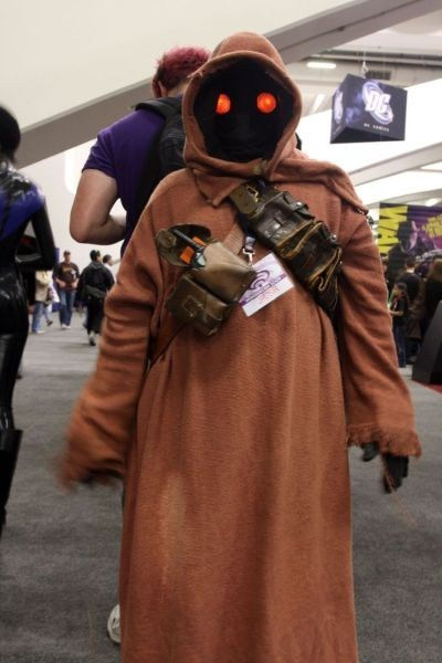 star wars cosplay jawa - 6649940224