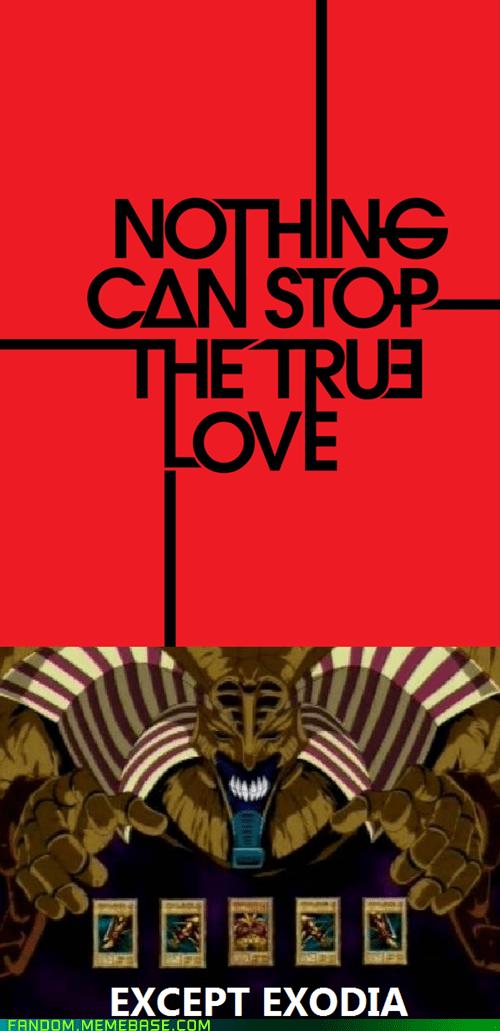 exodia true love Yu-Gi-Oh! Yu Gi Oh - 6650334976