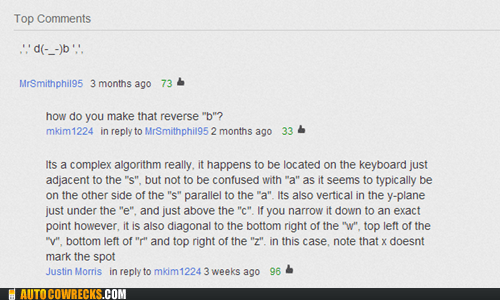 complex,emoticons,youtube comments