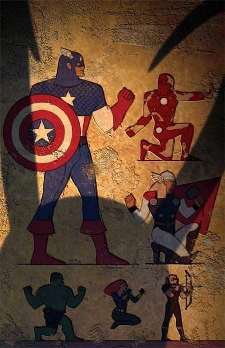egypt ancient civilizations avengers