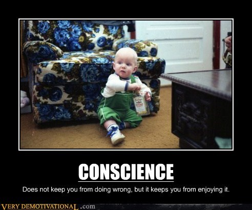 conscience,bad idea,kids