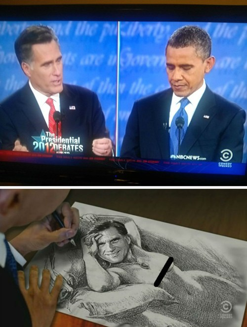 obama debate the daily show titanic categoryimage categoryvoting-page - 6652577536