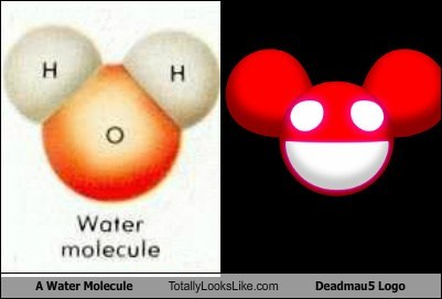 funny,TLL,water molecule,Deadmau5,Music