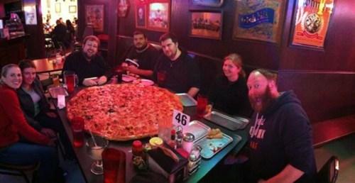pizza food restaurant huge - 6653248000
