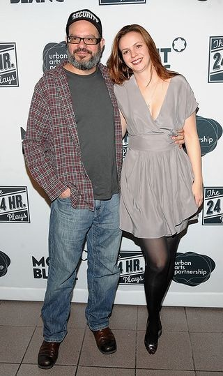 David Cross,amber tamblyn,celeb