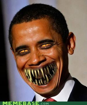 barack obama creepy this-isnt-even-my-final-form politics Mortal Kombat categoryimage - 6653743616