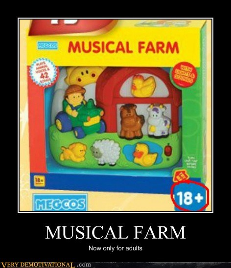 musical farm kids adults toys - 6654783488