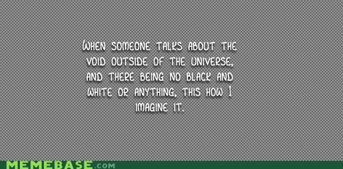 gimp,black and white,imagine,universe